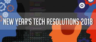 6 New Year's Tech Resolutions