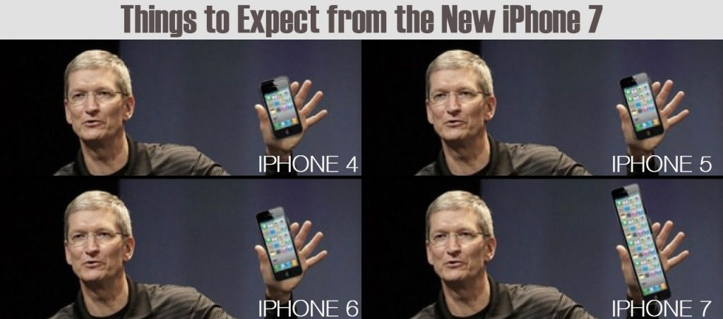 7 Things to Expect from the New iPhone 7