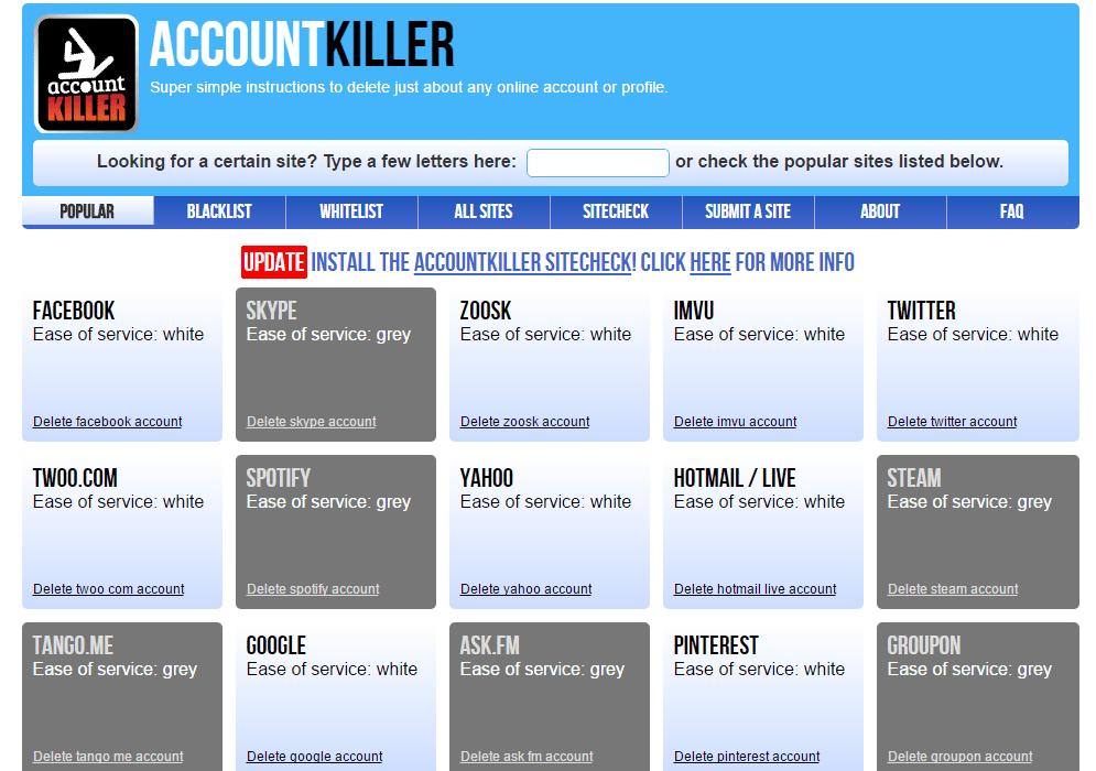 Accountkiller.com