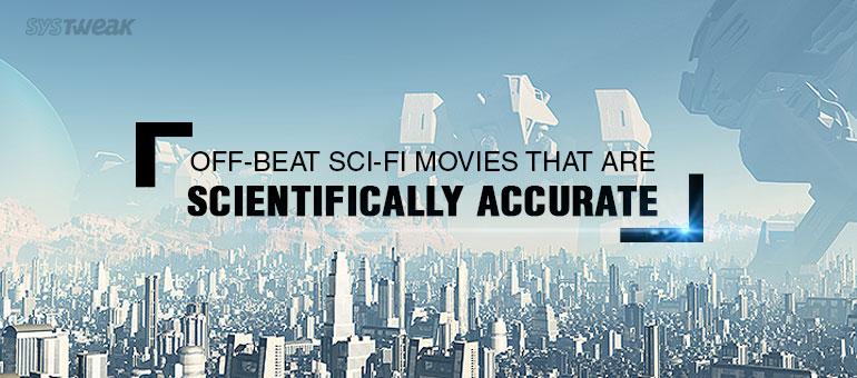 Accurate Sci-Fi Movies Cover