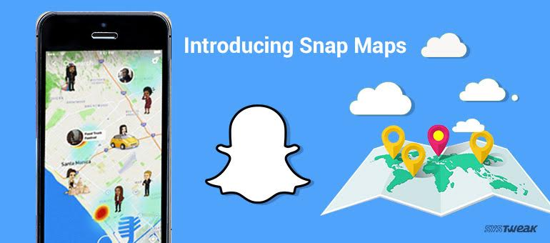 All You Need To Know About Snapchat's Snap Map Feature