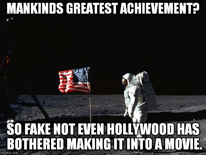 apollo-fake moon landing