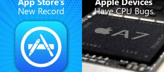App Store Sets New Record & Beware! Your Apple Device Might Be Buggy