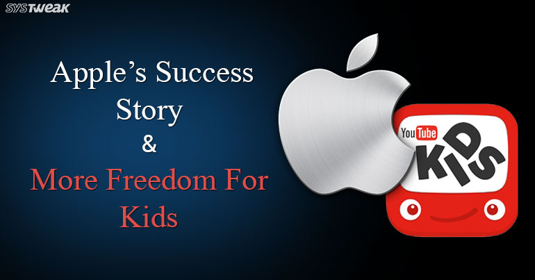 Apple's Q4 Domination & New Update For YouTube Kids
