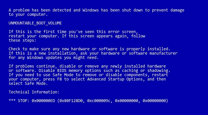 bsod-windows-7
