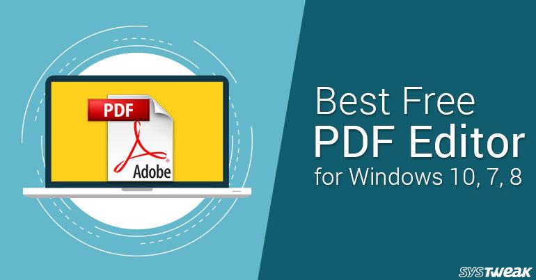 Free PDF to Word Free Download for Windows 10 7 8/ (64 bit/32 bit)