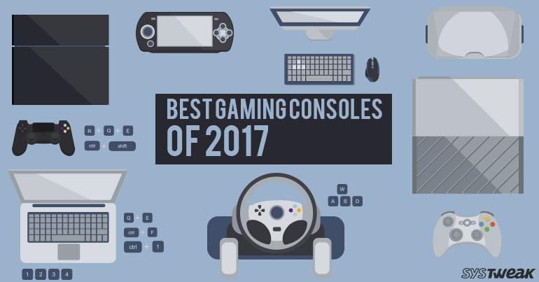 Best GamingConsoles_2017