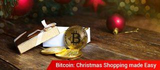 Bitcoin Christmas Shopping Made Easy!