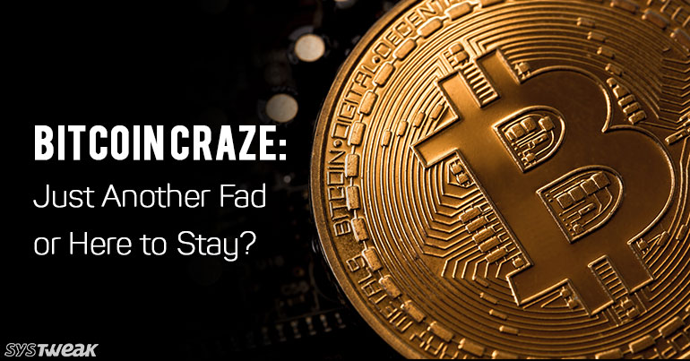 Bitcoin Craze-Just Another Fad or Here to Stay