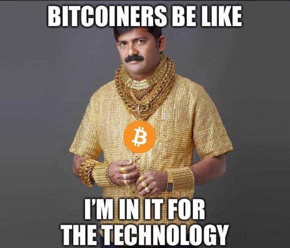 Bitcoin Greens