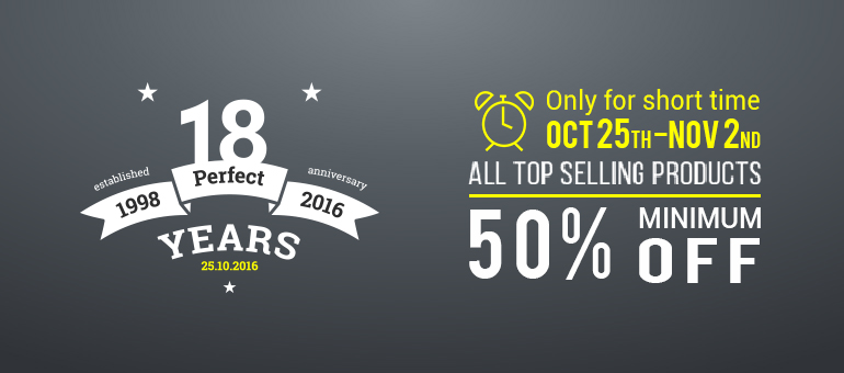 Systweak Software Celebrates 18th Anniversary with Heavy Discounts on Top Products