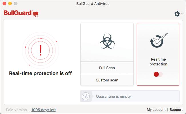 Bulguard antivirus best security for mac