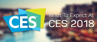 CES 2018 - Expect the Unexpected!