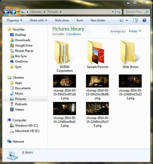 Capture Quick Screenshots