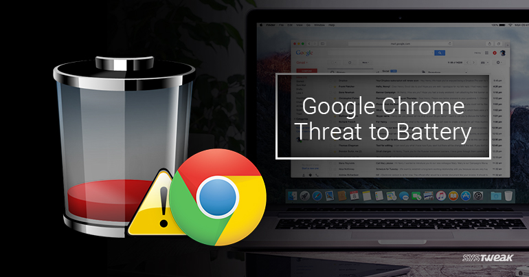 Chrome A Threat To Your Macbook's Battery