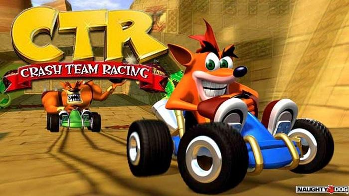 crash-team-racing-playstation 1 game