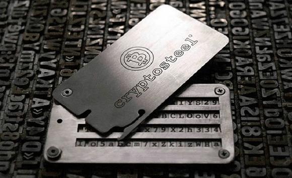 Crypto Steel