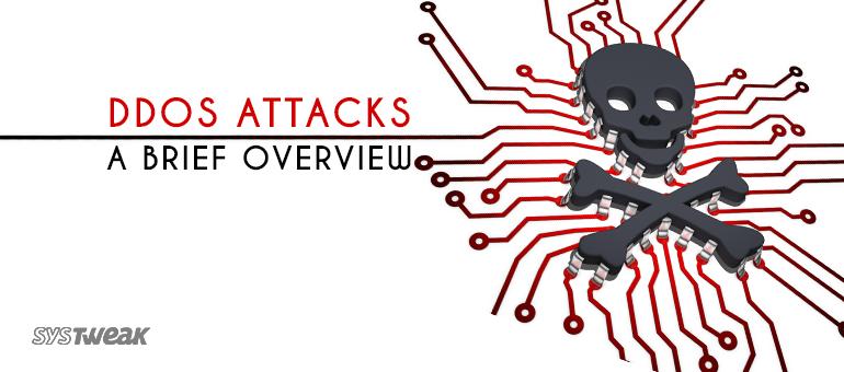 DDOS Attacks: A Brief Overview