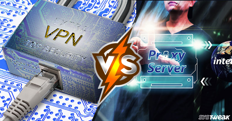 Difference Between a VPN And Proxy