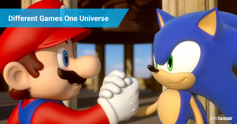 Different Video Game Franchises That Share Same Universe