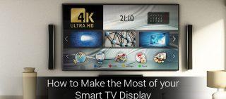 Few Tips on setting up new 4k smart tv-min