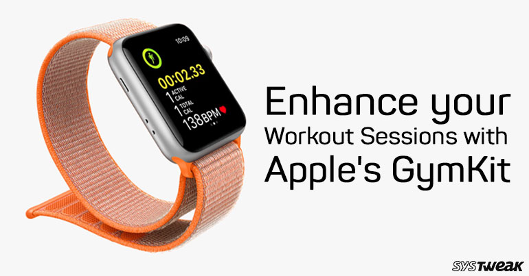 Finish Your Fitness Goals Faster With Apple GymKit