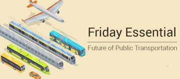 Friday Essential Future of Public Transportation