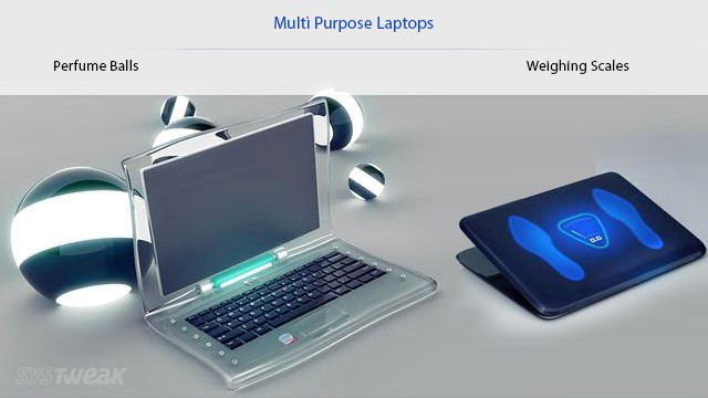 Future Laptop Dual Functionality Laptops