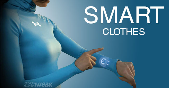 smart clothes 2016-1-13  smart clothes are the perfect solution to the wearable problem they'll make you look stylish, not like a cyborg.