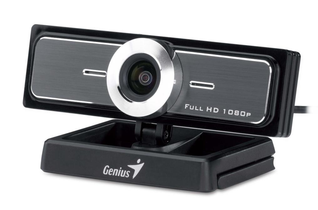 GENIUS ULTRA WIDE ANGLE FULL HD WEBCAM F100