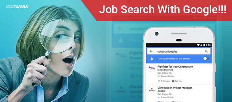 Google Launches AI-Powered Jobs Search Engine