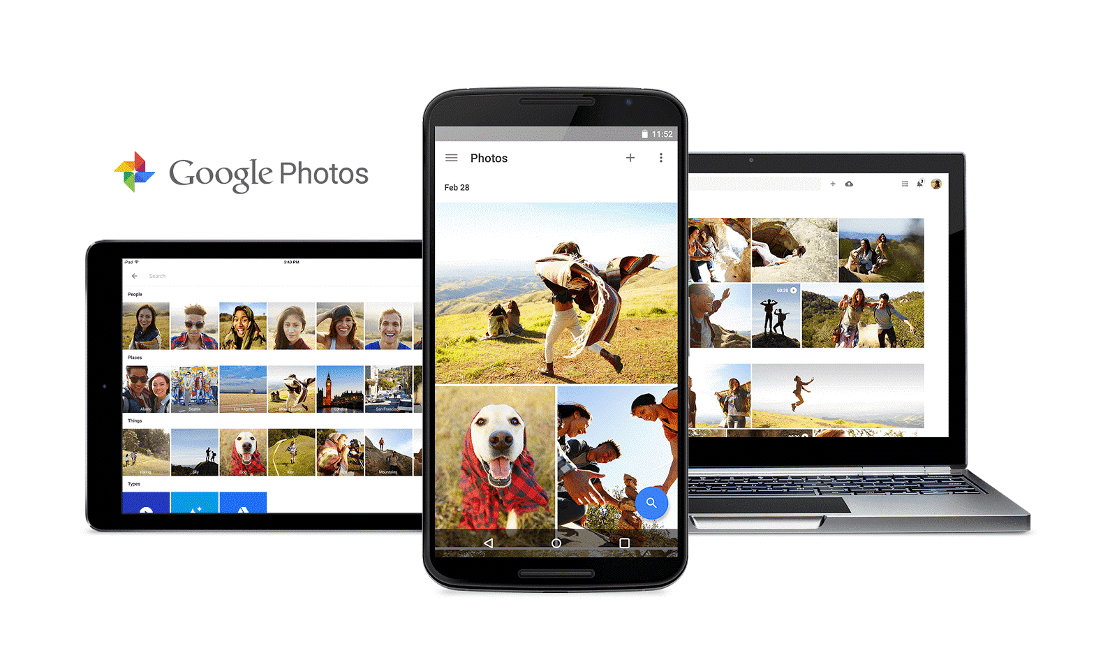Google Photos- best image sharing site for phototgraphers