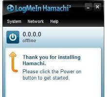 Hamachi by LogMeIn