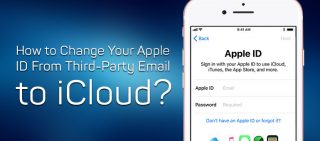 How To Change Your Apple ID From Third-Party Email To iCloud