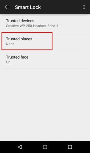 How To Get Rid Of Permitted Trusted Bluetooth Device In Smart Lock