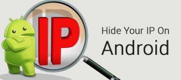 how to find ip adress on android