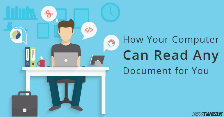 How To Make Your Computer Read Back On-Screen Text