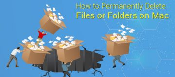 how to permananetly show folder in mac