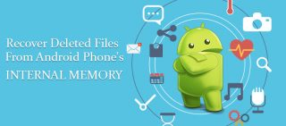 How To Recover Deleted Files Or Photos From Android Phone Internal Memory