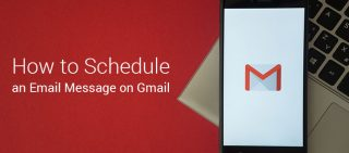 How To Schedule An Email Message On Gmail