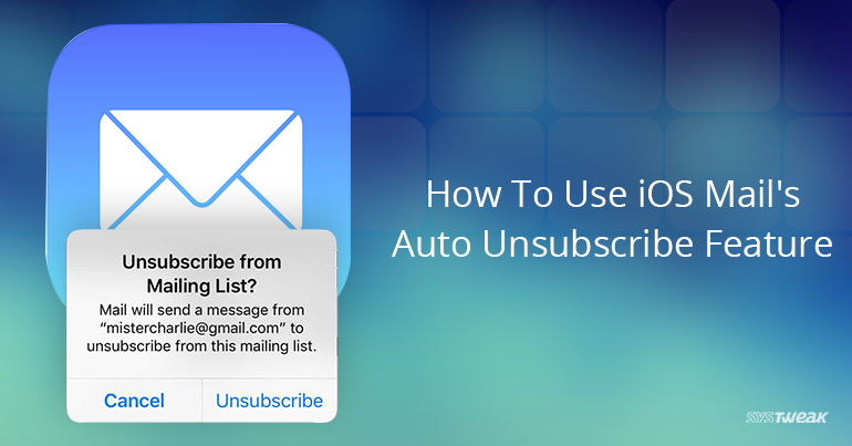 how to delete address for auto list apple mail