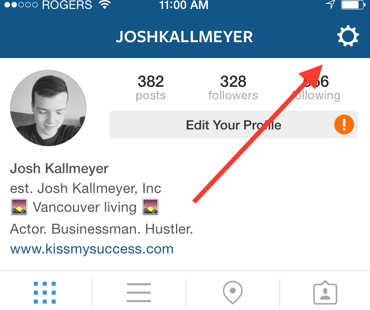 How to Clear the Search History on Instagram