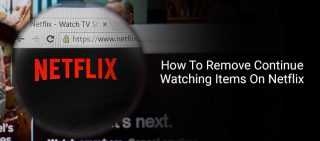 How to Remove Continue Watching List Items on Netflix
