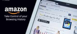 How to Remove Items from Amazon Browsing History