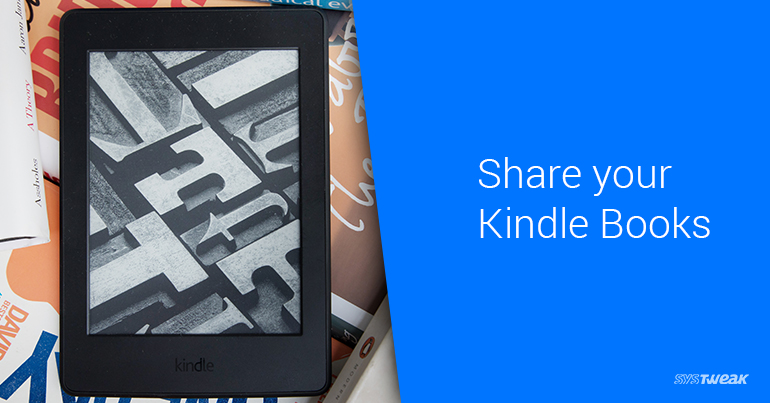How to Share Books on a Kindle