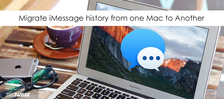 How to Transfer iMessages to your new Mac