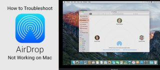 How to Troubleshoot AirDrop Not Working on Mac