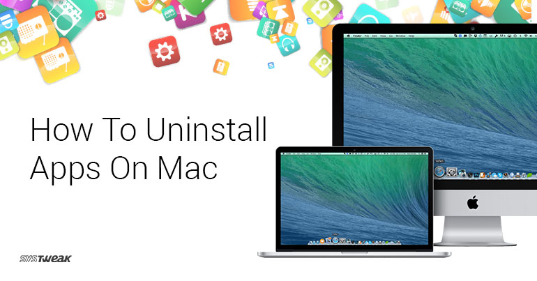 how to delete unwanted apps on a mac