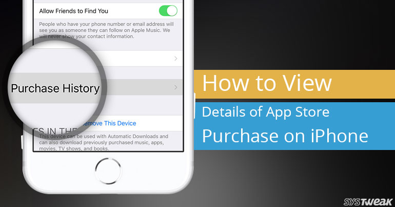 How to View Your Apple ID and Detailed Purchase History on iPhone