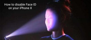 How to disable Face ID on your iPhone X